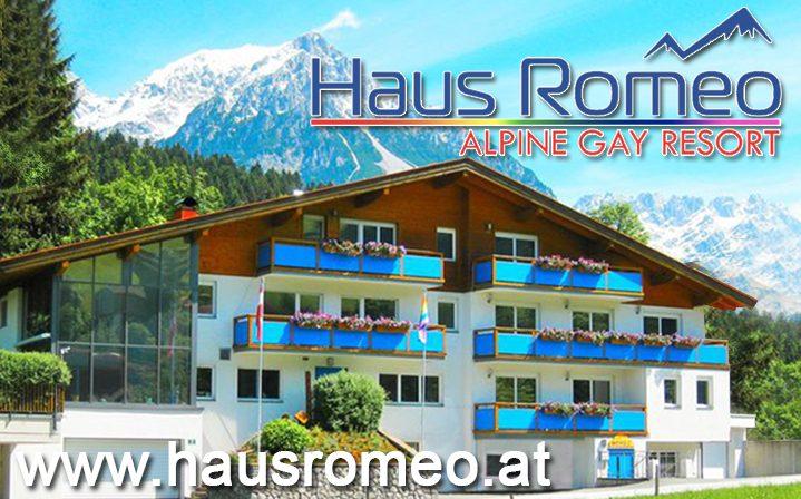 Haus Romeo - Alpine Gay Resort (Men 18+ Only) (Scheffau